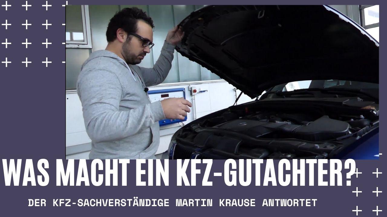Was macht ein KFZ-Gutachter München?