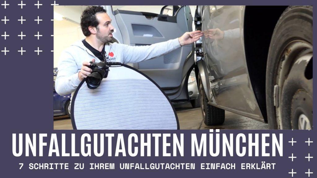 Unfallgutachten München