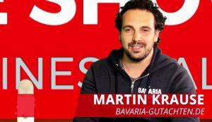 Martin Krause - Bavaria Gutachten München
